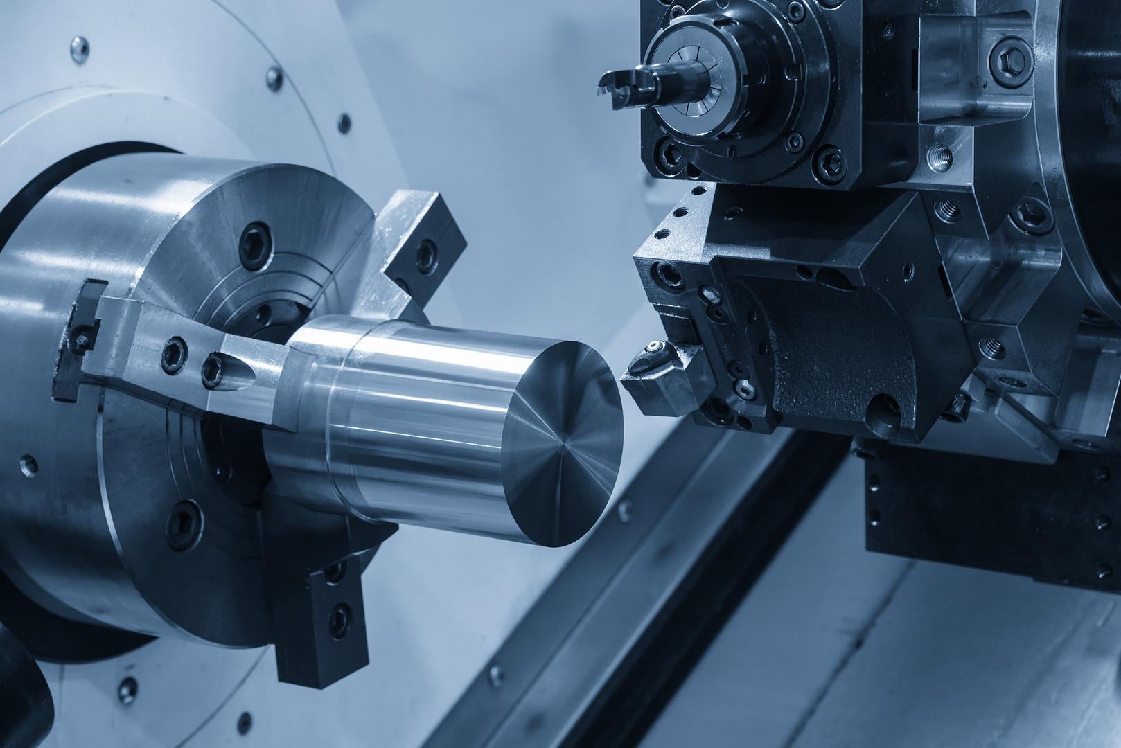 Perno İşleme-CNC Torna