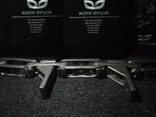 x-458 drop forged rivetless chain-montaj