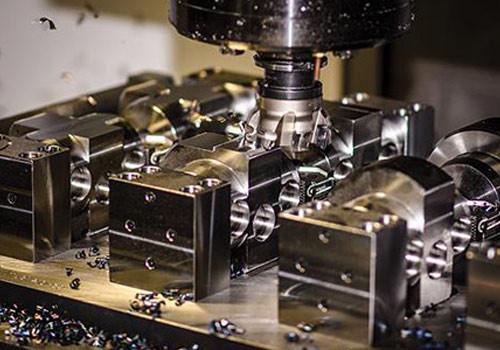 Fikstür İşleme-CNC Freze