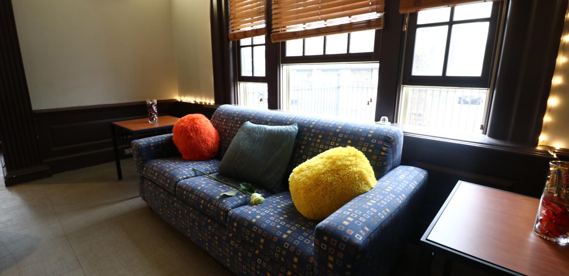 Harambee House Lounge