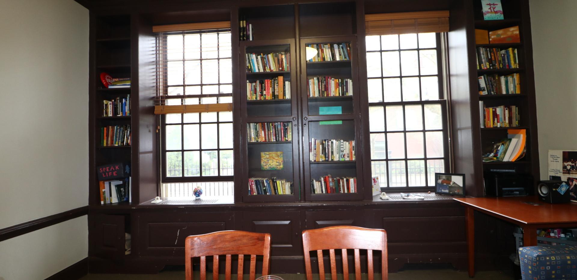 Harambee House Library