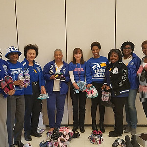 Shoe Donation for Sugarland and Douglas