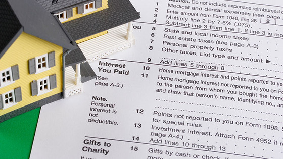 How the tax code could affect home values