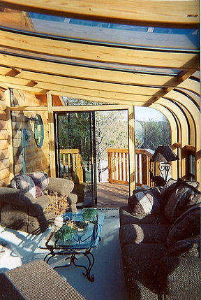 home addition sunroom
