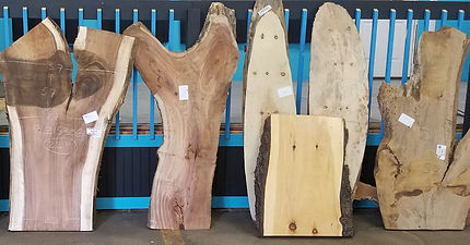 exotic hardwood slabs