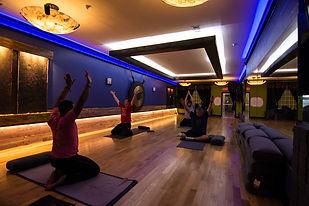 yoga studio construction design