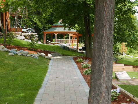 Riverside Park Landscaping