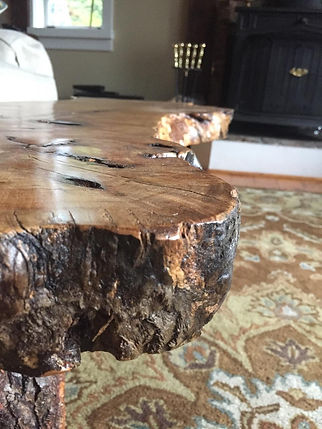 custom live edge furniture