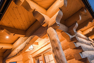 Rustic Home Construction