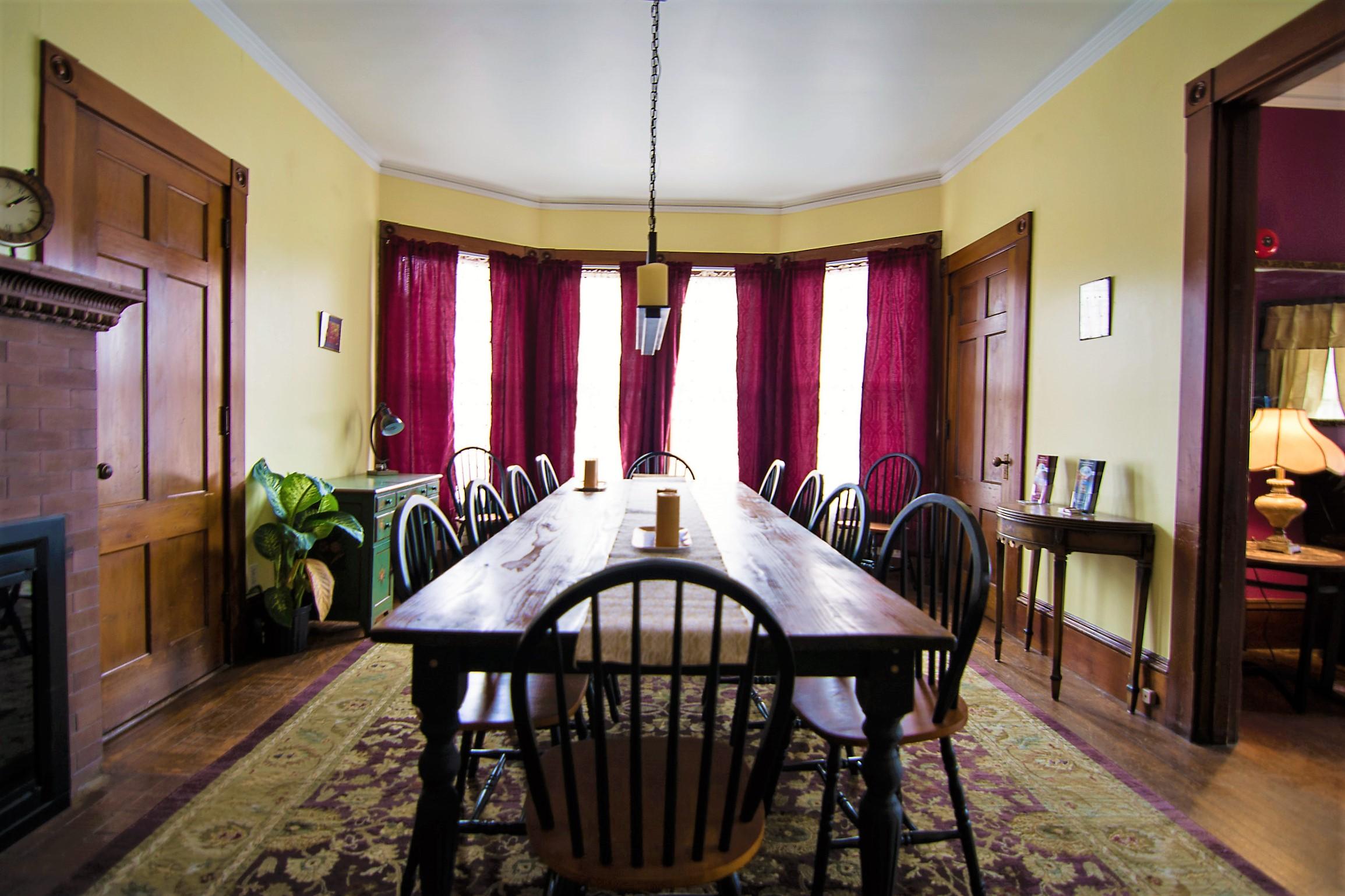 Victorian dining 2