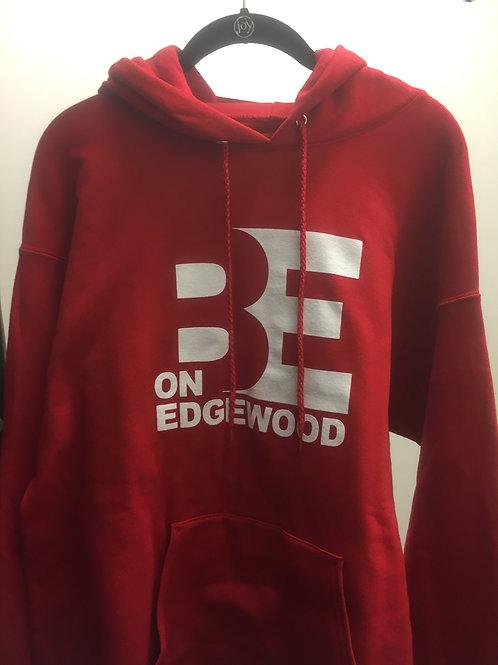 BE on Edgewood Hoodie
