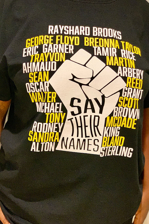 Say Their Names