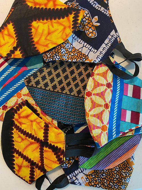 Gambian Masks