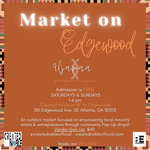 Market on Edgewood Vending -choose date