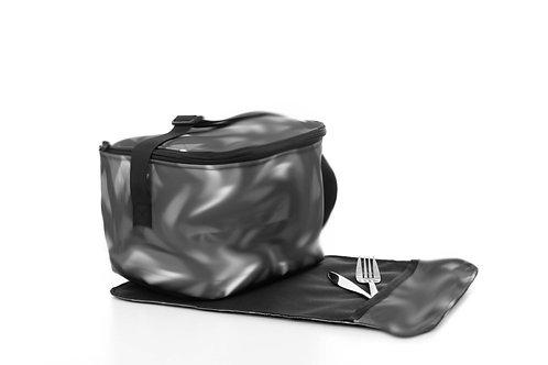 Boîte à lunch Alice (Avec napperon) - Motifs Marguerites
