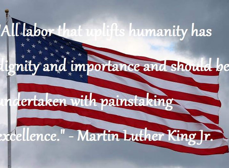 People Helping People - Our Labor Day Heritage