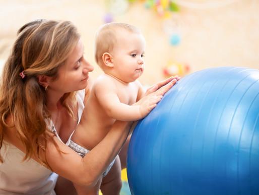 Pilates para mamães