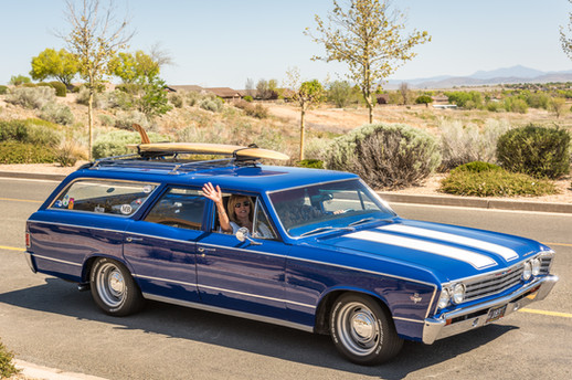 COVID Cool Car Cruise Prescott Valley 02