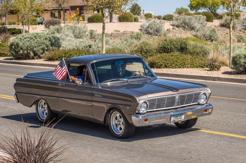 COVID Cool Car Cruise Prescott Valley 03