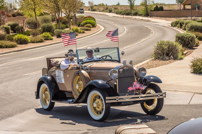COVID Cool Car Cruise Prescott Valley 00