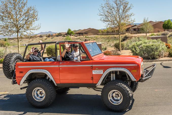 COVID Cool Car Cruise Prescott Valley 14