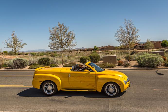 COVID Cool Car Cruise Prescott Valley 04