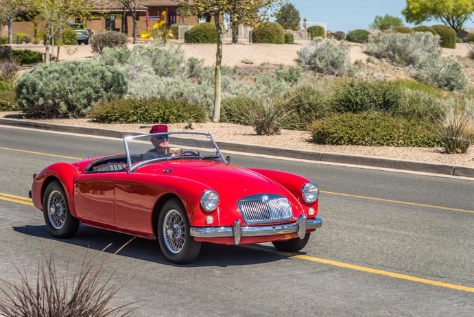 COVID Cool Car Cruise Prescott Valley 13