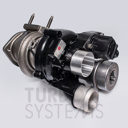 TurboSystems Hybrid Turbo for MINI R56 (Gen2)