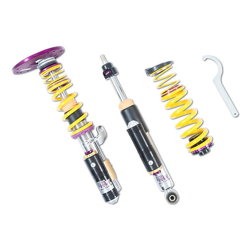 KW Clubsport 3-Way Coilovers for BMW F2X 1 & 2 Series