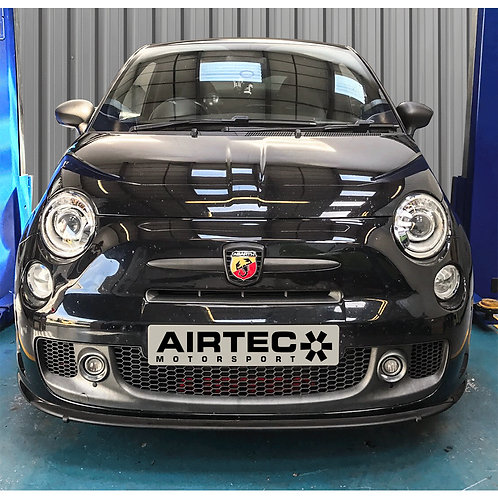 AIRTEC Fiat 595 Abarth 60mm core Intercooler upgrade