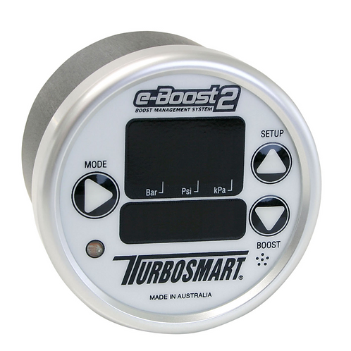 Turbosmart eB2 60psi 66mm Silver Silver