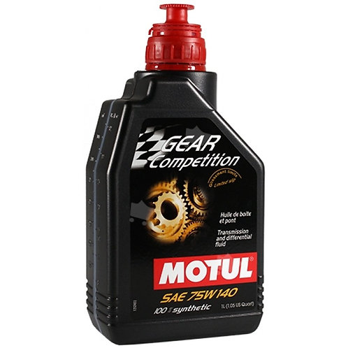 Motul Competition 75w140 Gear Oil