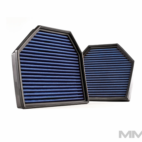 MMR PERFORMANCE COTTON PANEL AIR FILTER - S55/S63 FX M CARS