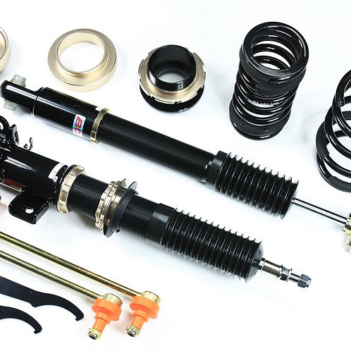 BC Racing BR Coilovers for Audi A1 8X 10+