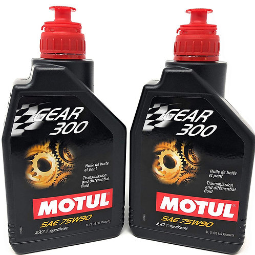 Motul Competition 75w90 Gear Oil