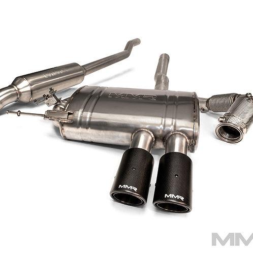 MMR PERFORMANCE MINI F56 EXHAUST SYSTEM