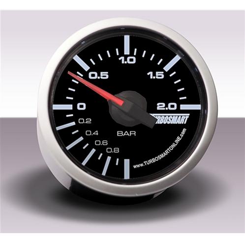 Turbosmart Boost Guage 0-2 Bar 52mm