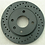 Thumbnail: Nitrac Front Brake Discs for R56 Cooper S (Drilled)