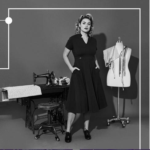 Gwynnie Bee | History of Fashion
