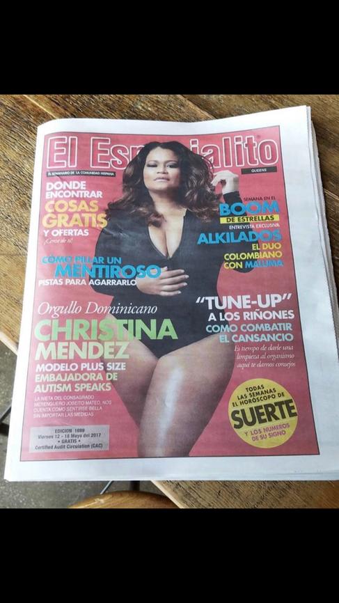 Christina Mendez x El Especialito