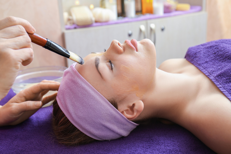 Facial Rejuvenation- Peel