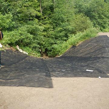 Eroson Mat Erosion Blanket BMP