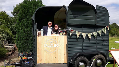 Tally Ho Drinks Co. bar hire in Salisbury!