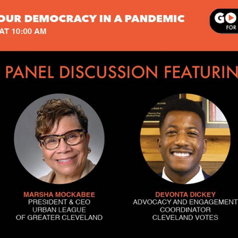 YWCA Defending our Democracy in a Pandem