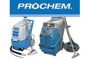 We use professional Prochem carpet cleaning machines. They can bring your carpets back to life and remove heavy stains!
