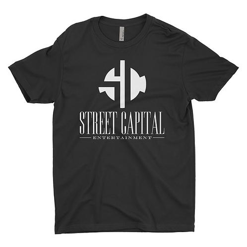 Street Capital logo Tee