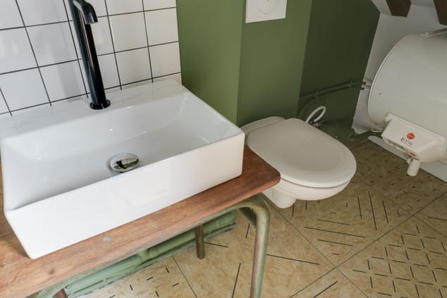 mini salle d'eau