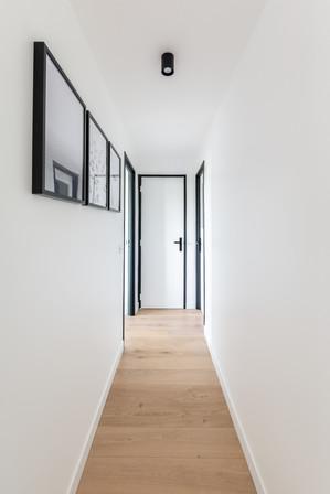 Couloir black & white