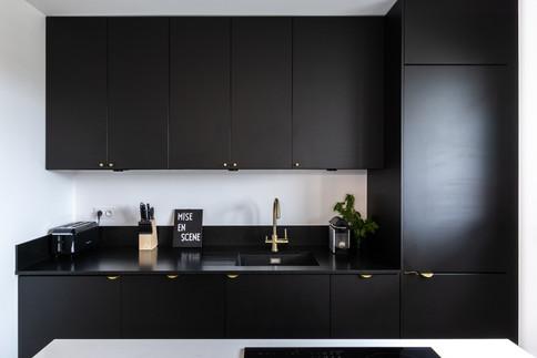 cuisine noire