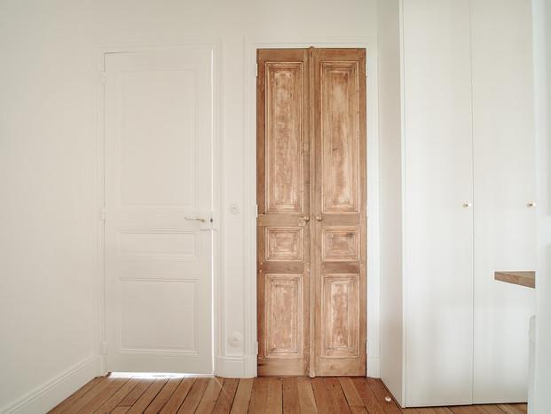 couloir dressing